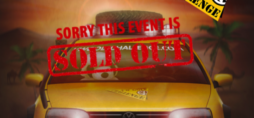 Vw Golf Challenge Morocco 2020 Sold out